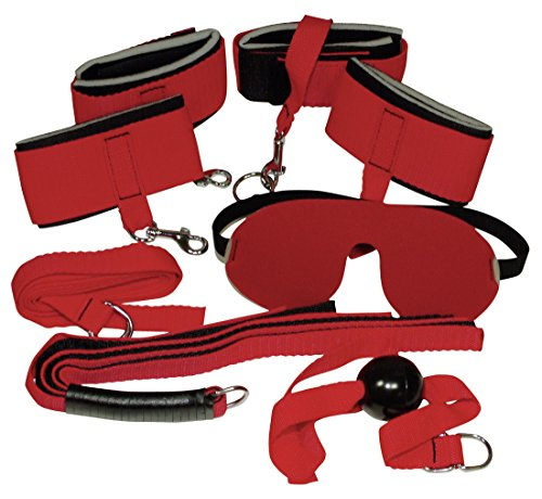 Bondage set RED GIGANT (Bondage set RED GIGANT)