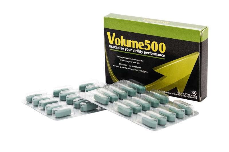 Volume 500 (Volume 500)
