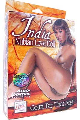 Nafukovací panna - India