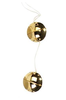 Venušiny kuličky - zlaté