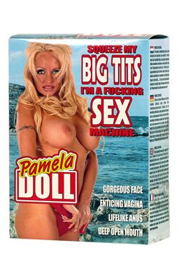 Nafukovací panna - Pamela (Nafukovací panna - Pamela)