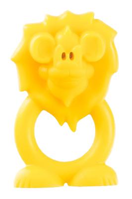Vibrační silikonový kroužek - lev (Vibrační silikonový kroužek)