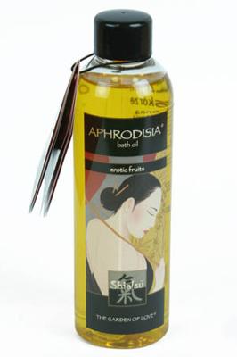 Shiatsu - koupelový olej exotické ovoce