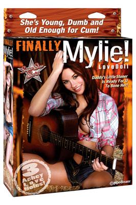 Nafukovací panna - Mylie!