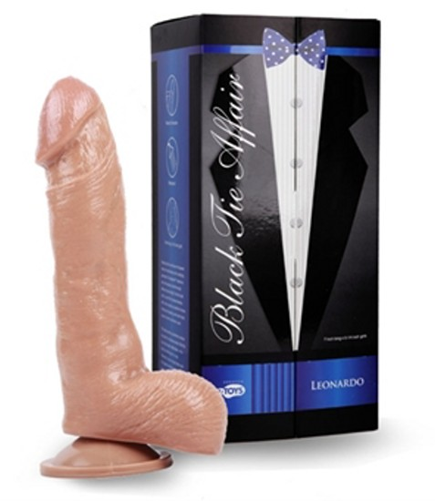 Dildo BLACK TIE AFFAIRE LEONARDO