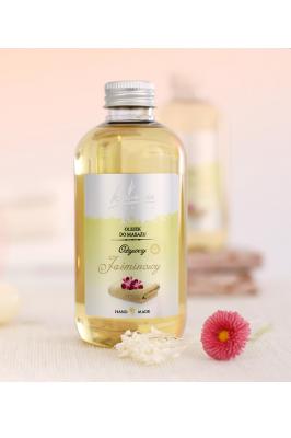 Luxusní masážní olej Jasmín - 200ml